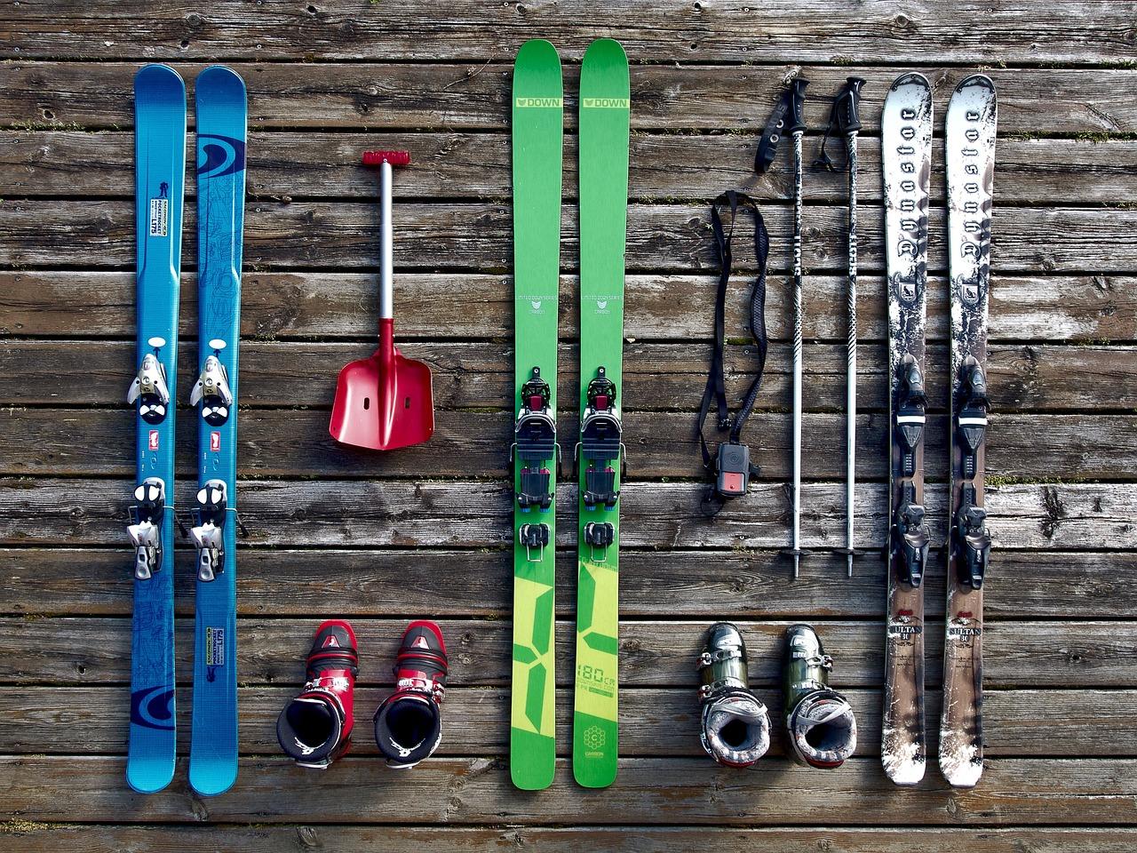 Location matériel de ski comparatif meilleur prix discount