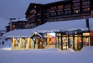 Belle Plagne Sports II - location matériel ski
