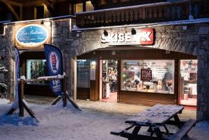 Belle Plagne Sports III - location matériel ski